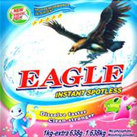 厂家直销 低价供应EAGLE 1638G 优质洗衣粉