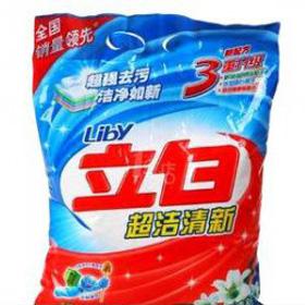 批发立白洗衣粉455克 一件16包