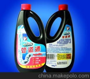 厂家直销 管道通清洁剂(强力型)强力疏通下水管道一件代发货