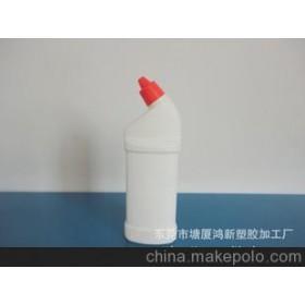 直供洁厕灵瓶、卫生间清洁剂塑料瓶、马桶清洁剂包装瓶 鸿新