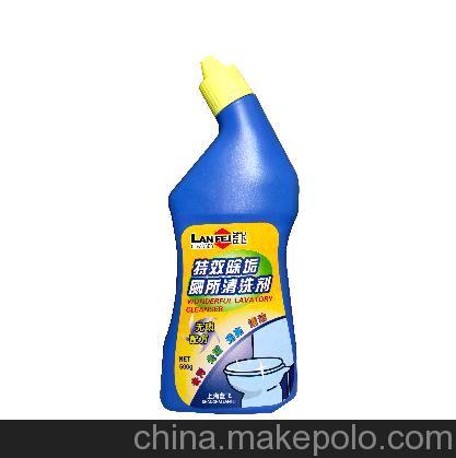 供应上海蓝飞 厕所清洗剂 特效除垢 卫生间清洁剂 支持优惠批发