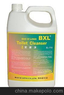 批发原装正品BXL宝龙洁厕净1加仑 酒店卫生间清洁剂 除臭清洗剂