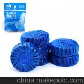M108 蓝泡泡厕所马桶清洁剂 马桶洁厕宝 洁厕液 洁厕灵 独立OPP袋
