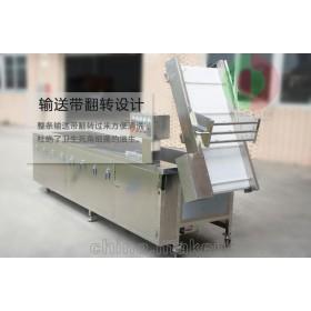 供应全自动清洗设备 蔬菜清洗机 蔬菜洗菜机厂家高效率 实用QX-25