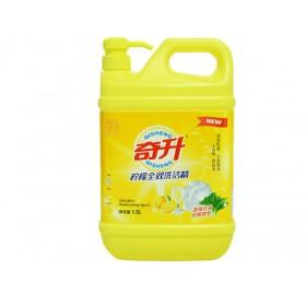 奇升柠檬全效洗洁精