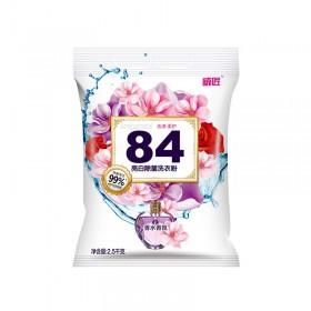 亮白除菌洗衣粉净含量2.5kg