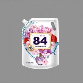 亮白除菌洗衣液净含量2Kg