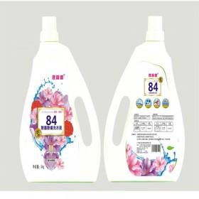 液馨香84除菌除螨洗衣液净含量3kg