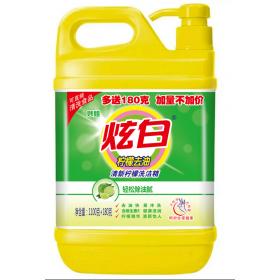 洗洁精|天津洗洁精厂家|洗洁精批发|天津炫白洗涤用品