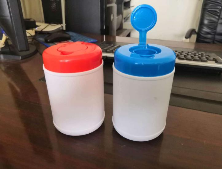 沧县湿巾桶厂家 塑料湿巾桶 婴儿用密封性强 PE纯原料