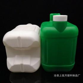五升塑料桶 五升尿素桶 汽车尾气处理液尿素壶