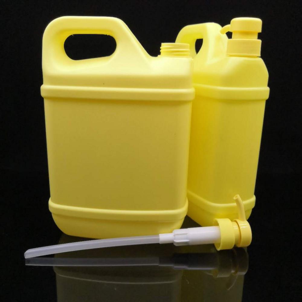 2公斤洗洁精瓶 洗洁精桶 日化用品包装瓶|河北塑料瓶生产厂家