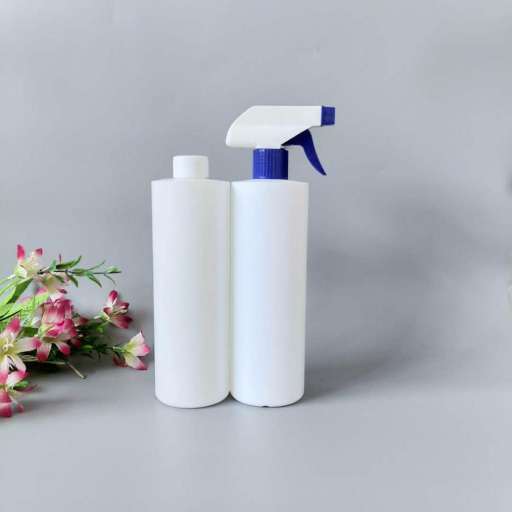 厂家定做各种洗衣液塑料喷壶 塑料瓶包装桶